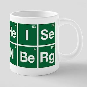 Breaking Bad - Heisenberg Mugs