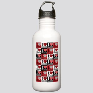 journal1 Stainless Water Bottle 1.0L