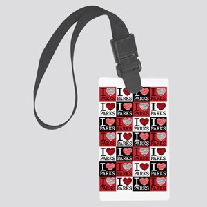 journal1 Large Luggage Tag