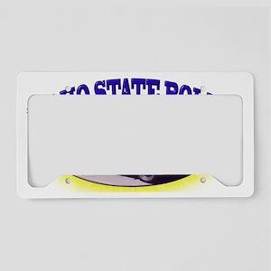idahovic License Plate Holder