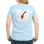 Back Stabber Women's Light T-Shirt