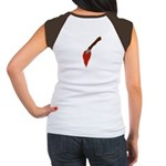 Back Stabber Women's Cap Sleeve T-Shirt