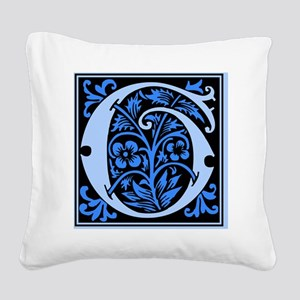 b5g Square Canvas Pillow