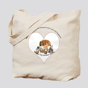 humane society trans copy Tote Bag