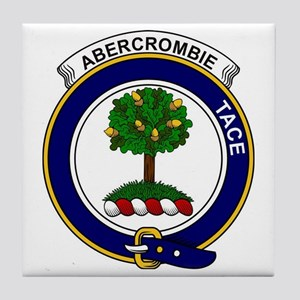 Abercrombie Clan Badge Tile Coaster