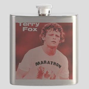 HeroTerryFox Flask