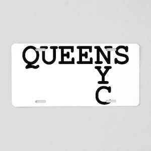 QUEENS NYC Aluminum License Plate