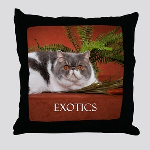 Calendar Cover Throw Pillow