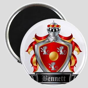 BENNETT COAT OF ARMS Magnet