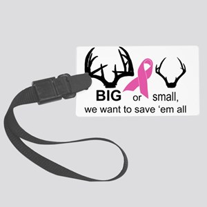 BIG or small racks Large Luggage Tag