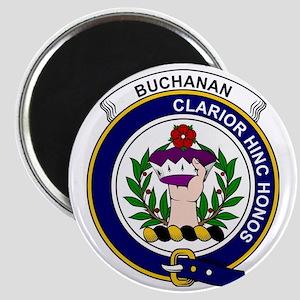 Buchanan Clan Badge Magnet