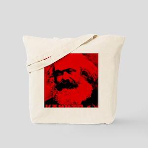 Marx Tote Bag