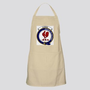 Currie (or Curry) Clan Badge Apron