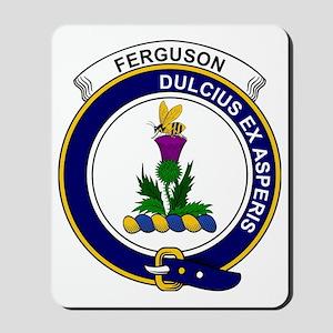 Ferguson Clan Badge Mousepad