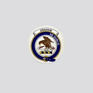 Graham Clan Badge Mini Button