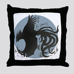 Phoenix logo 5 copy Throw Pillow