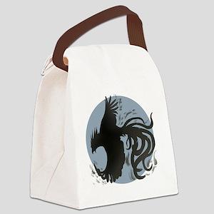 Phoenix logo 5 copy Canvas Lunch Bag