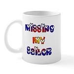 Missing My Sailor Mug