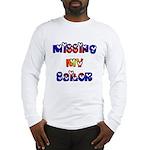Missing My Sailor Long Sleeve T-Shirt