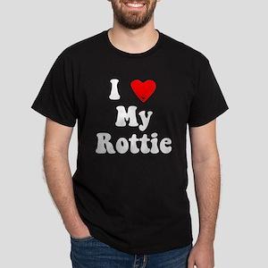dark rottie Dark T-Shirt