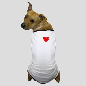 dark rottie Dog T-Shirt