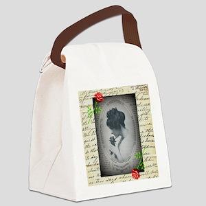 Mabel Taliaferro Canvas Lunch Bag