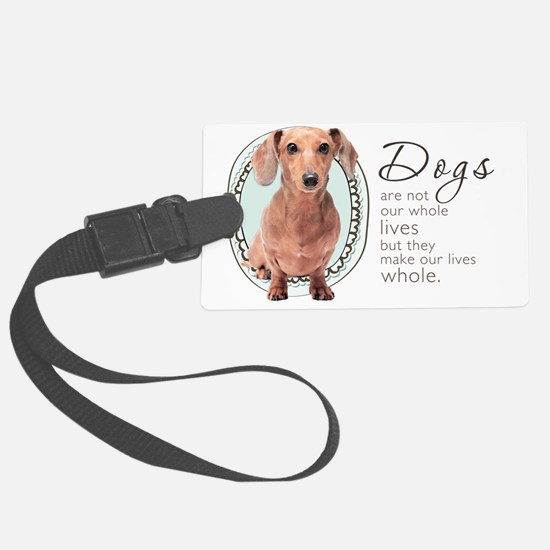 wholelives4 Luggage Tag