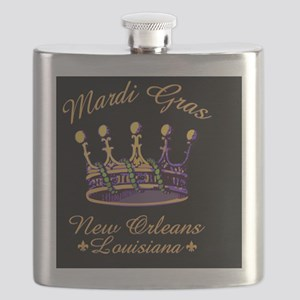 MG nola Crown Flask
