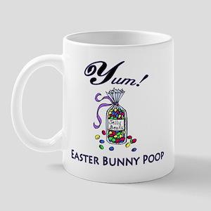 Easter Bunny Poop Mug