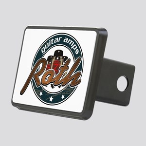 roth312 Rectangular Hitch Cover