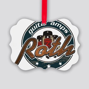 roth312 Picture Ornament
