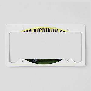 flahpford License Plate Holder