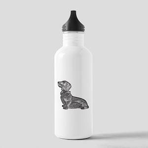 B@w Dachshund Stainless Water Bottle 1.0l