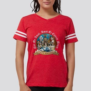Love Me, Love My Dog - Party Animals T-Shirt