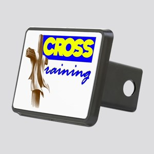 Cross Training 2 Rectangular Hitch Cover