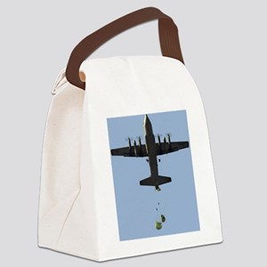 AD36CP-SMPST Canvas Lunch Bag