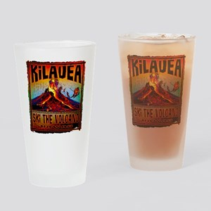 KILAUEA_VOLCANO Drinking Glass