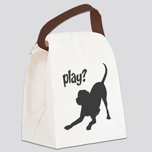 play3 Canvas Lunch Bag