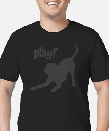 play3 Men's Fitted T-Shirt (dark)