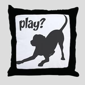 play3 Throw Pillow