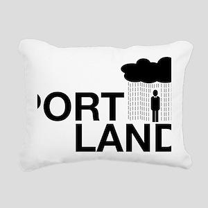 Portland Rectangular Canvas Pillow