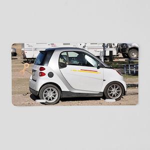 2011125221130721 Aluminum License Plate