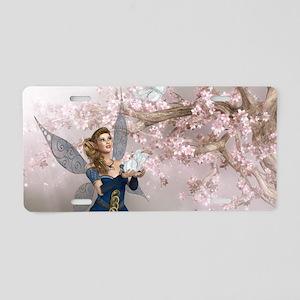 fl_laptop_skin Aluminum License Plate