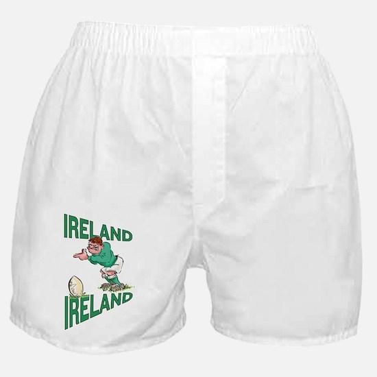 Irish Rugby - Kicker Boxer Shorts