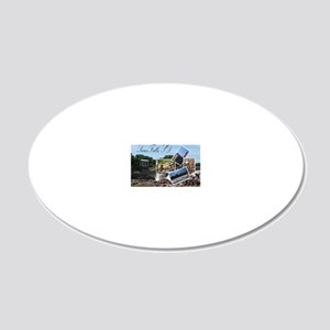 23x35_SiouxFalls2 20x12 Oval Wall Decal