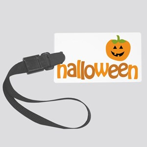 My 1st Halloween Large Luggage Tag