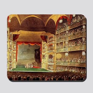 Drury Lane theatre Mousepad