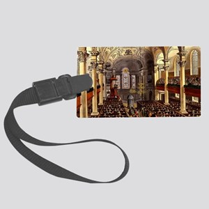 St-Martins-in-the-Fields Large Luggage Tag