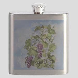 KEEPSAKE-WCC-GRAPES Flask
