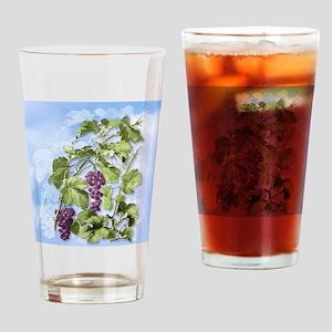 KEEPSAKE-WCC-GRAPES Drinking Glass